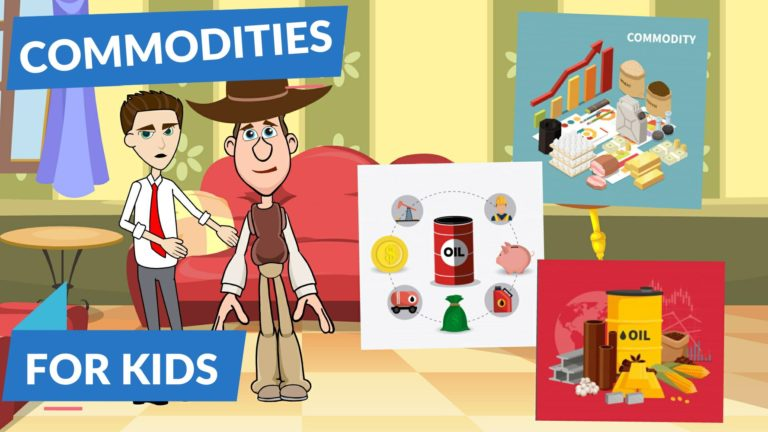 What are Commodities – Easy Peasy Finance for Kids and Beginners – Podcast