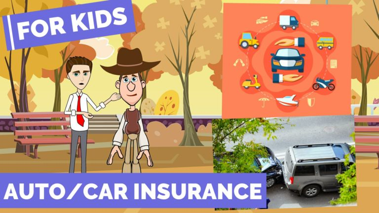 What is Auto Insurance – Easy Peasy Finance for Kids and Beginners – Podcast