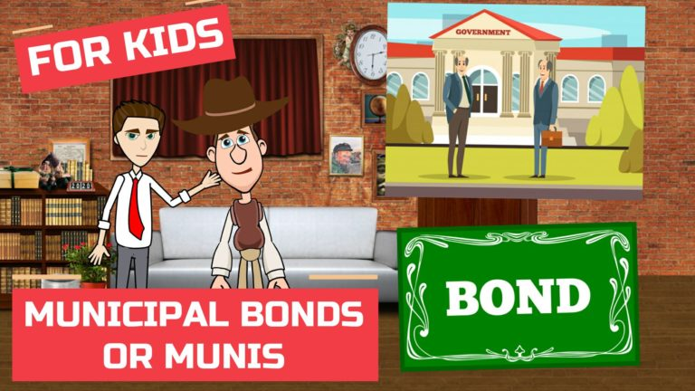 What are Municipal Bonds or Munis – Easy Peasy Finance for Kids and Beginners – Podcast