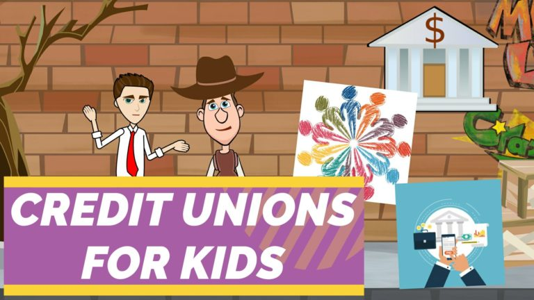 What is a Credit Union – Easy Peasy Finance for Kids and Beginners – Podcast