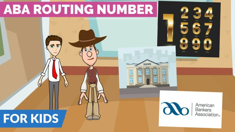 What is ABA Routing Number – Easy Peasy Finance for Kids and Beginners – Podcast