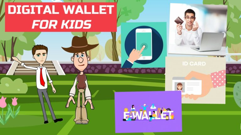 What is Digital Wallet or e Wallet – Easy Peasy Finance for Kids and Beginners – Podcast