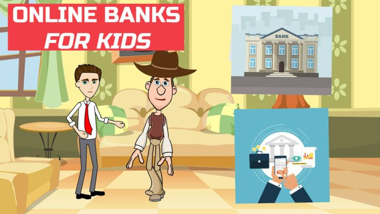 What is an Online Bank or Internet Based Bank – Easy Peasy Finance for Kids and Beginners – Podcast