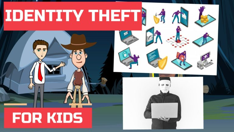 What is Identity Theft – Easy Peasy Finance for Kids and Beginners – Podcast
