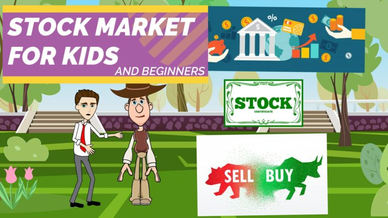 What is Stock Market – Easy Peasy Finance for Kids and Beginners – Podcast