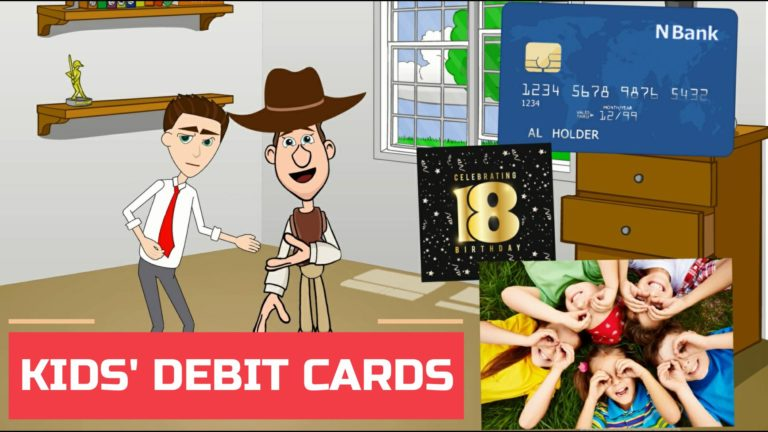 Debit Cards for Kids – Easy Peasy Finance for Kids and Beginners – Podcast