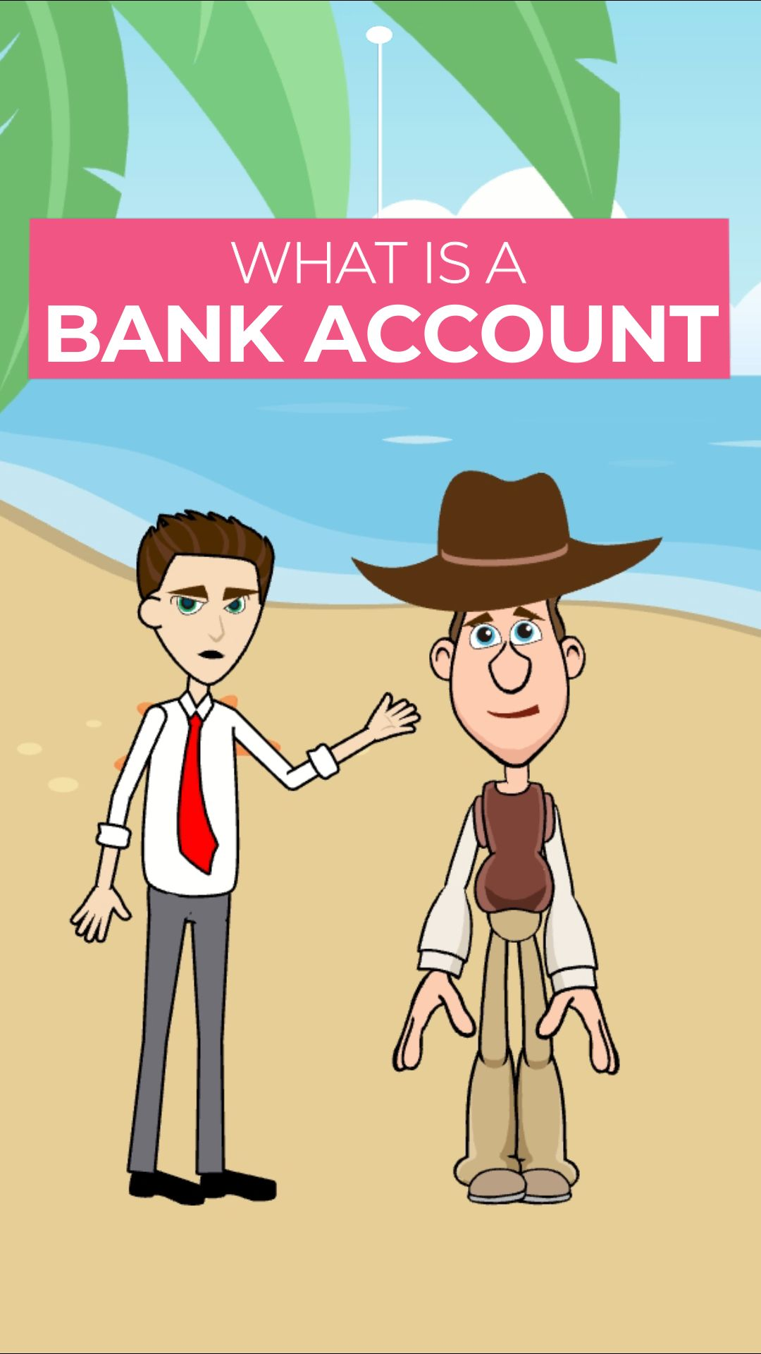 What is a Bank Account - Shorts