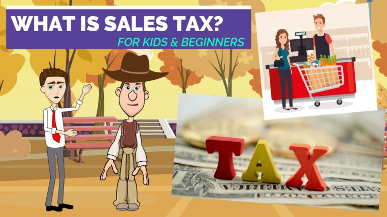 What is Sales Tax for kids and beginners