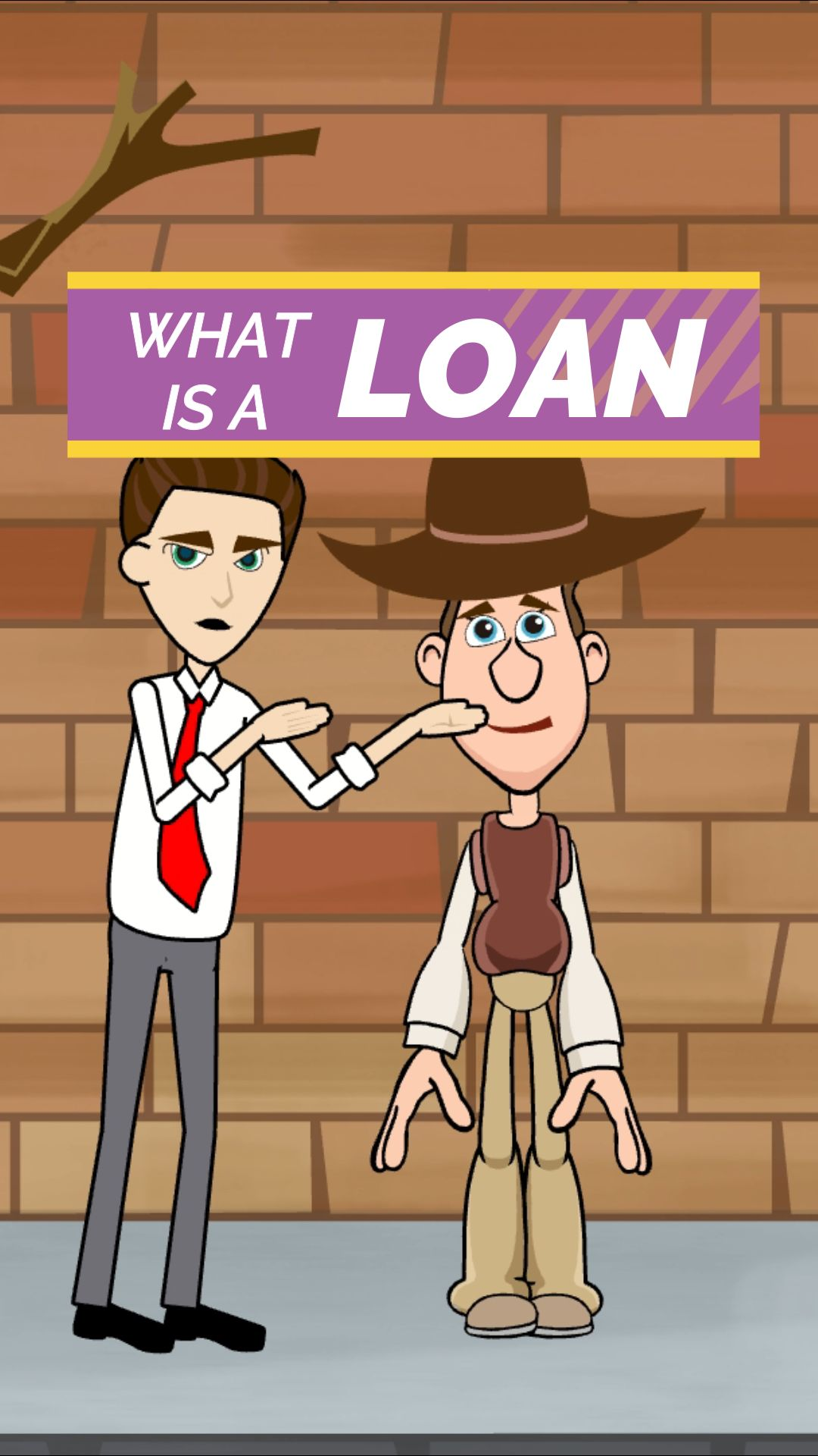 What is a Loan - Shorts