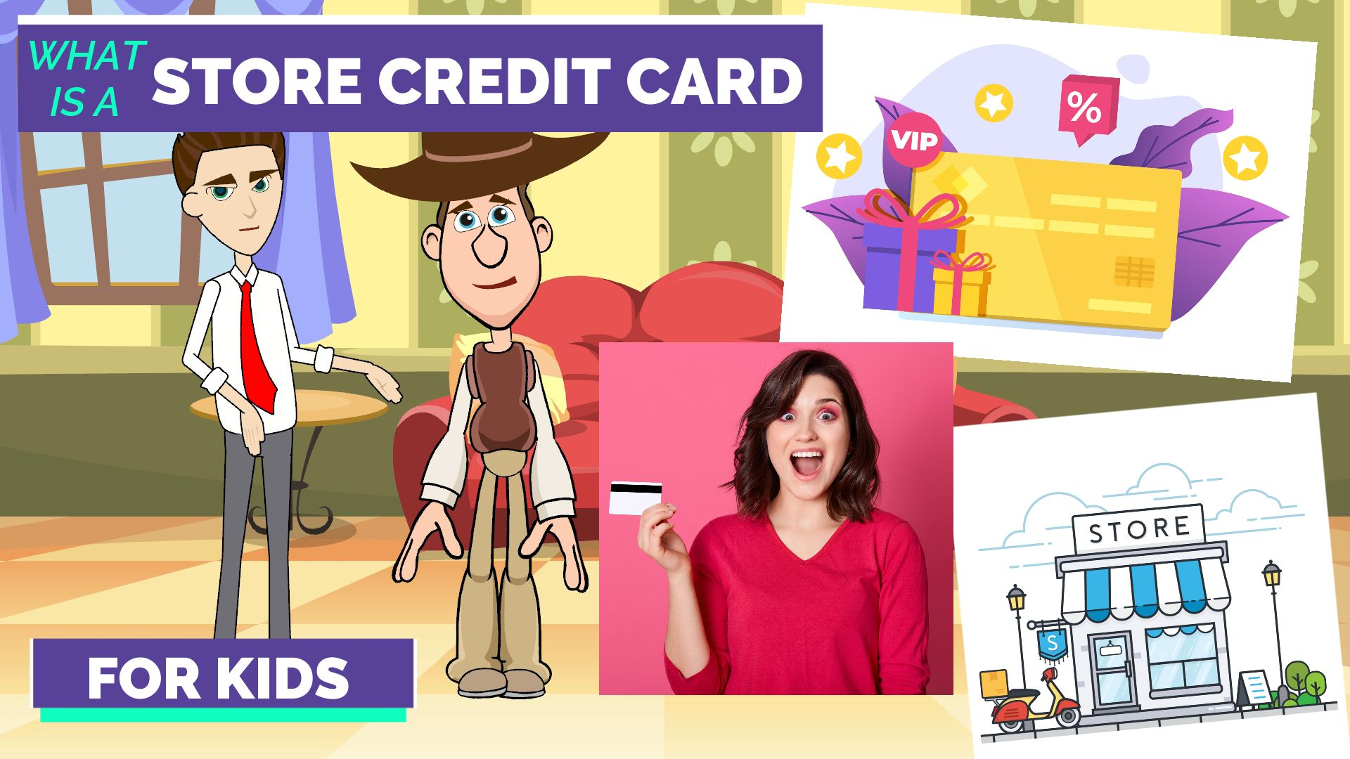 What is a Store Credit Card or Store Card