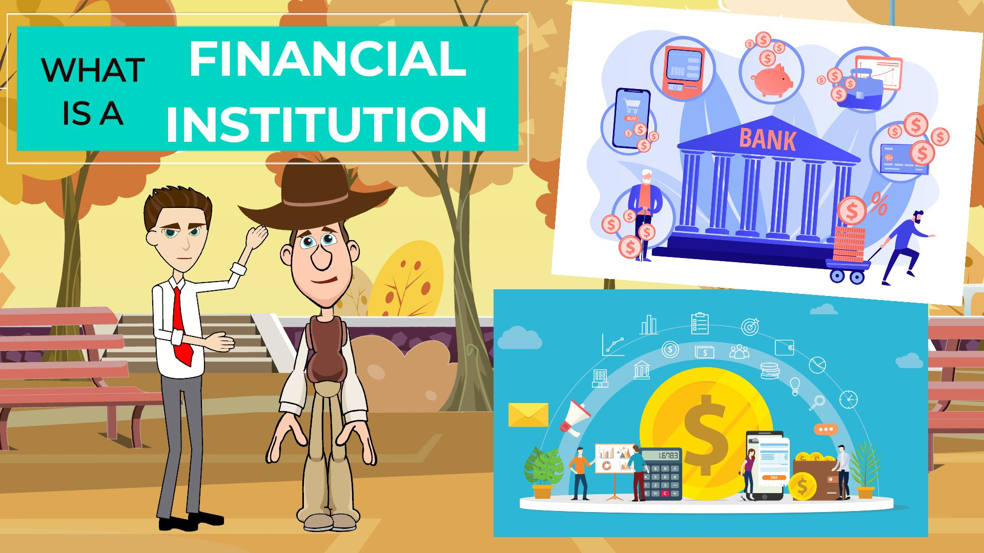 What is a Financial Institution