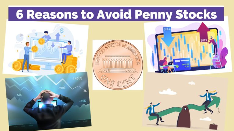 6 Reasons You Should Absolutely Avoid Penny Stocks