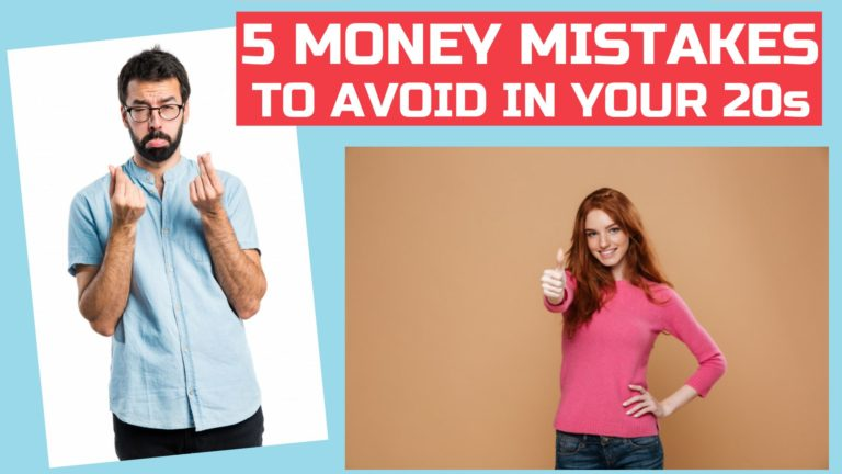 5 Money Mistakes to Avoid in Your 20s – Easy Peasy Finance for Kids and Beginners – Podcast