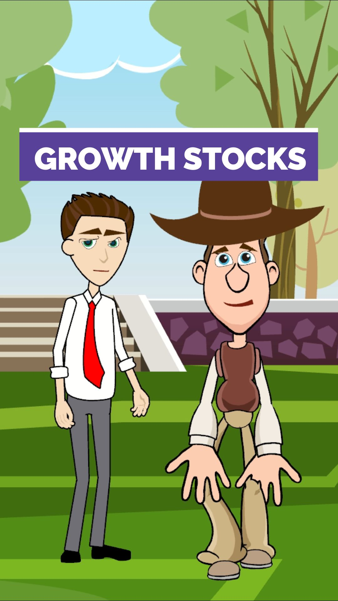 What Are Growth Stocks and Growth Investing - Growth Stocks - Shorts
