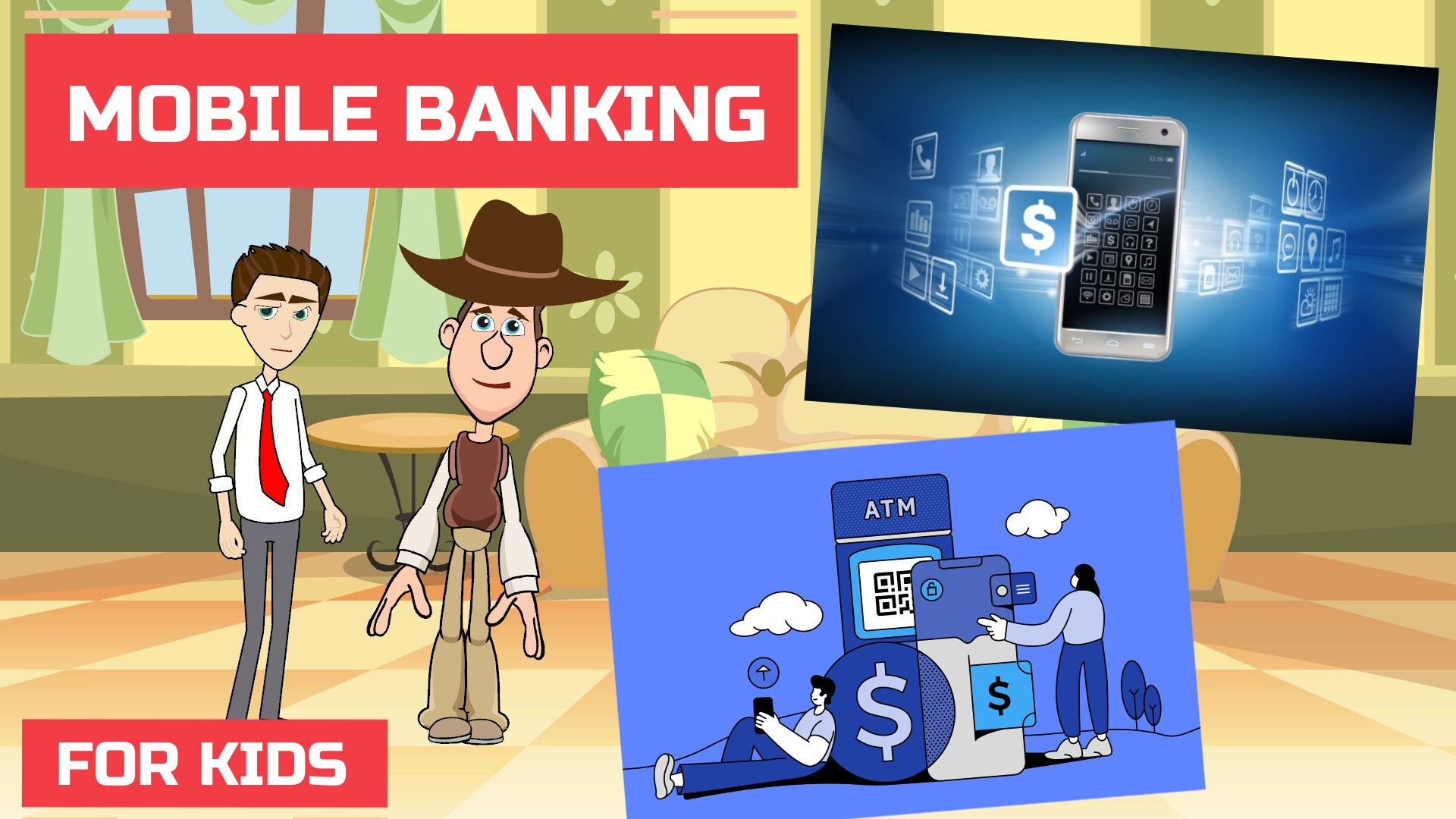 What is Mobile Banking