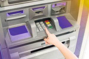 ATM Child Kid Toy