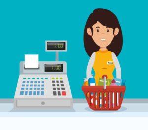 Educational Money Toy - Cash Register