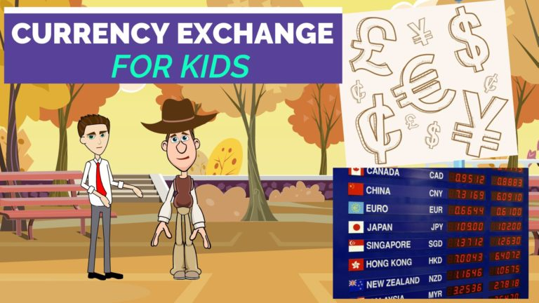 What is a Currency Exchange – Easy Peasy Finance for Kids and Beginners – Podcast
