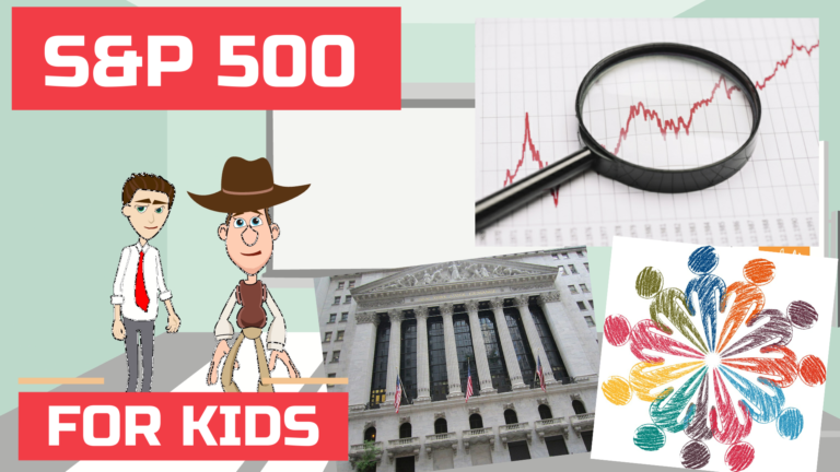 What is S&P 500 – Easy Peasy Finance for Kids and Beginners – Podcast