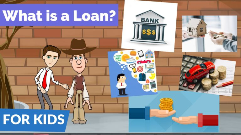 What is a Loan – Easy Peasy Finance for Kids and Beginners – Podcast