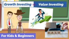 Growth vs Value Stocks and Investing